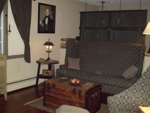 A Primitive Place Home   Homestead