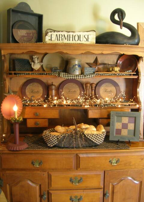Fine country living primitives for Fine country living
