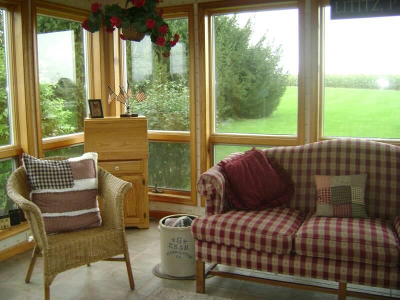 Summer Decorating Porches Patios