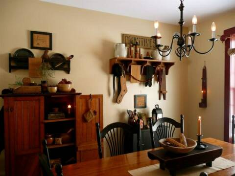 primitive colors for living room a primitive place primitive amp colonial inspired dining rooms 21034